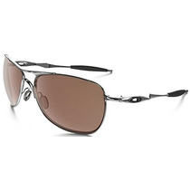 Gafas Hombre Oakley Crosshair Active Polished Chrome Vr28