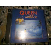 Cd Queen-live It Wembley 86