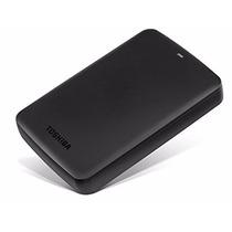 Hd Externo 1tb Toshiba Canvio Basics Preto