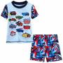 Pijamas Para Niño De Disney - Cars 2, Mcqueen Y Sus Amigos