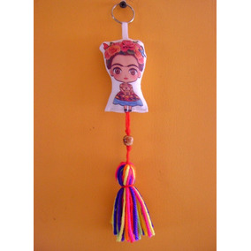 Colgantes Frida Borlas Decorativas Souvenirs Puerta Ventana