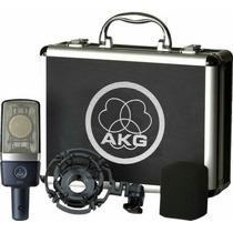 Microfone Akg C214 Condensador Profissional Oferta