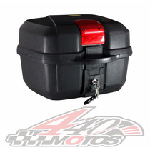 Baul P/un Casco Super Reforzado Capacidad 36 Lit Motos440!!!