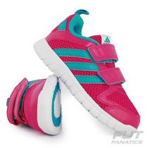 Tênis Adidas Sta Fluid 3 Cfi Text Infantil - Futfanatics