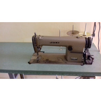 Maquina Coser Industrial Costura Recta Juki Over Collarete