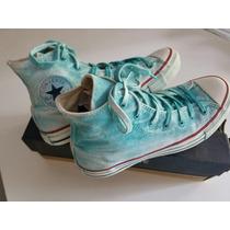 Zapatillas All Star Chuk Taylor Talle Usa 5.5. Plantilla 25
