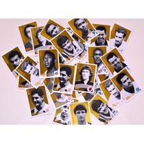 Lote 32 Figurinhas Brasileirão 2013 Especiais - A - Idolos