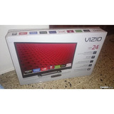Televisor Led 24¨ Pulg. Smart, Wifi,slim En Oferta