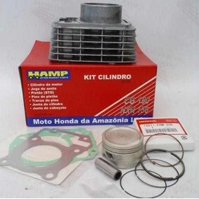 Kit Cilindro Motor Hamp + Engrenag 3 E 4 Cg150 Orig Honda