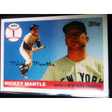 Mickey Mantle Topps 2006 #mhr1