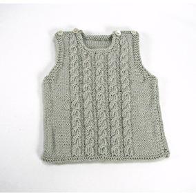 Chaleco Protección |lana| Baby Boutique - Tejidos Bebe Niños