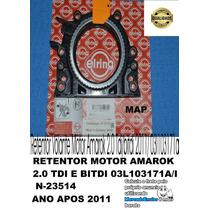 Retentor Volante Motor Amarok 2.0 Tdi/bitdi 2011/ 03l103171a