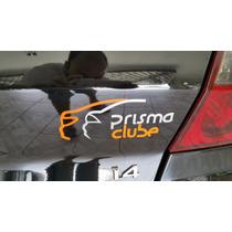 Adesivos Original E Oficial Prisma Clube - Modelo Colorido