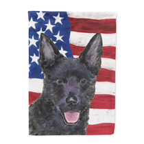 Estados Unidos De América Bandera De La Australian Kelpie B