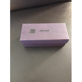 Caja De Lentes Prada Original Con Certificado De Origen