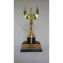 Señora Con Ala Achievement Award Trophy