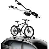 Rack Suporte 1 Bicicleta Teto Acessorio Thule Proride 598
