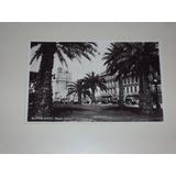 Tarjeta Postal Buenos Aires - Paseo Colon