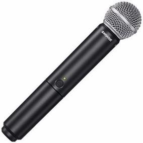 Microfone Sem Fio Shure Blx24 Sm58 - Promoção- Frete Gratis