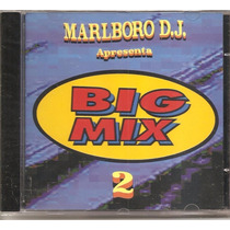 Cd Dj Marlboro - Big Mix Vol 2 -part Nenem Mr Catra Bob Run
