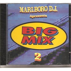 Cd Dj Marlboro - Big Mix Vol 2 -part Nenem Mr Catra Bob Run