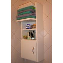 Mueble toallero todo para ba os en mercado libre argentina for Mueble accesorio bano
