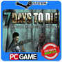 7 Days To Die Steam Cd-key Global