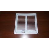 Rejilla Ventilacion Aprobada 15 X 15 Cm X 50 Unidades