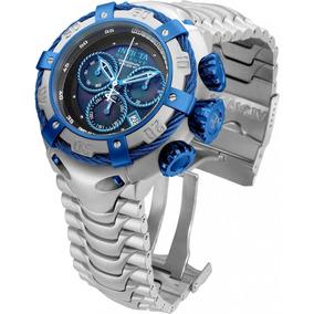 Relógio Invicta 21357 Reserve Thunderbolt Certificado Luxo!