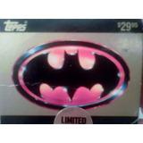 Batman - Movie Cards - 2 Cajas Diferentes - + De 160 X Caja