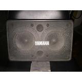 Par De Bafles Yamaha S20x Japon