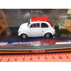 Vitesse 1/43 Fiat Abarth 595 Ss 1964 Edición Limitada