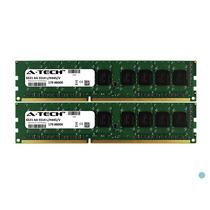 Memoria Ram Para Servidor 8 Gb Kit2x4 Ecc Udimm Ddr3 1333mh