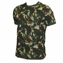 Camisa Camuflada Camiseta Paintball Airsoft Modelo Exército