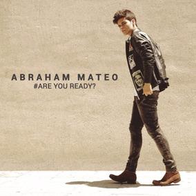 Abraham Mateo # Are You Ready ? Disco Cd 13 Canciones