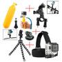 Kit De Acessórios Para Xiaoyi Navcity Vivitar Sports Isaw A3