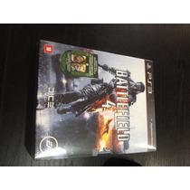 Jogo Battlefield 4 Edição Especial C/ Blueray Tropa De Elite