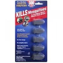 Mosquito Torpedo 5-pack 300 Día De Control Muertes Mosquitos