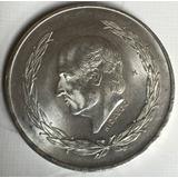 Moneda 5 Pesos 1953 Plata Excelente Condicion Envio Gratis