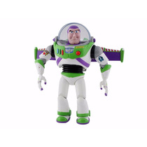 Buzz Lightyear Interactivo Luz Sonido Toy Story 30 Cm Disney