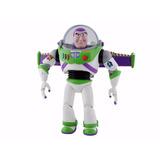 Buzz Lightyear Interactivo Luz Sonido Toy Story 30 Cm Disney