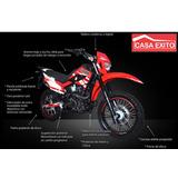 Moto Motor 1 Wz Trail 200cc