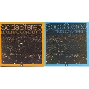 Lote / Cds De Soda Stereo / Ultimo Concierto