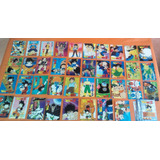 Lote X 50 Cartas Navarrete Dragon Ball Z 1998 No Repetidas