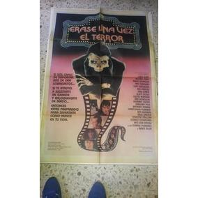 Afiche Erase Una Vez El Terror