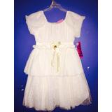 Lote De Hermosos Vestidos Para Niña Talla 6-8