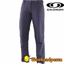 Pantalon Salomon Mujer Elemantal-weekendpesca