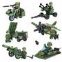Bonecos Soldados Exército Americano + Veículos Militares