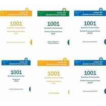 Coleção 1001 Questões Comentadas Fcc Cespe Esaf
