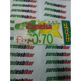 Kit Calcos Zanella Fire 70 New Plus Mod. 96 Paredesbiker